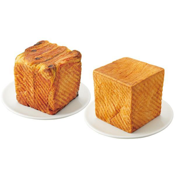 敬老の日 プレゼント スイーツ ギフト 送料無料 俺のBakery クロワッサン食パン スタンダード&抹茶と大納言 / 洋菓子 スイーツセット 内祝い