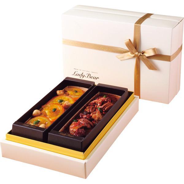 プレゼント ジャム ギフト 送料無料 Lady Bear グルテンフリーパウンド アガベショコラ&オレンジ紅茶 / ジャム ドレッシング 蜂蜜 はちみつ セット