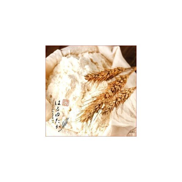 送料無料 小麦粉 ファリーヌ(Farine) 大袋(25kg) 25キロ 北海道産 国産|hokkaido-gourmation|02
