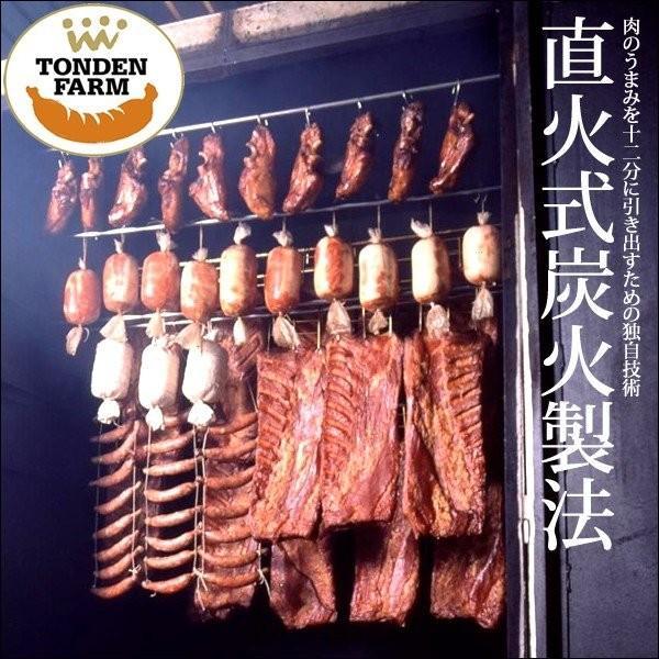遅れてごめんね!父の日 ハム ギフト 北海道 トンデンファーム詰合せ(TE-20A)|hokkaido-gourmation|03