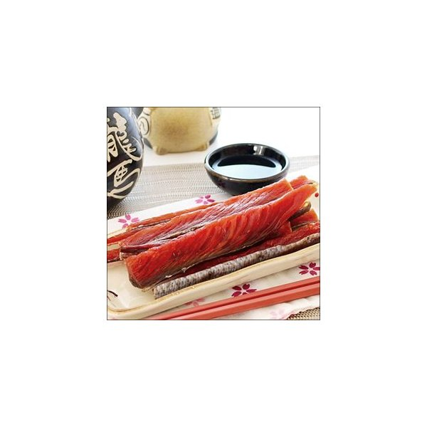 メール便 送料無料 食品 北海道産 鮭とば 約120g(熟成乾燥タイプ) /  ポッキリ ぽっきり 海鮮 珍味 おつまみ 北海道 お試し|hokkaido-gourmation|02
