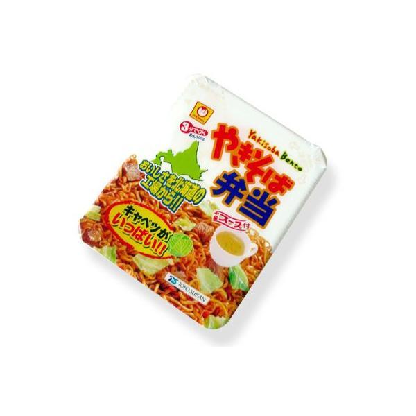 マルちゃんやきそば弁当 12個入 北海道 お土産