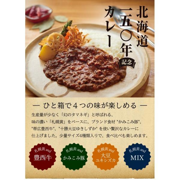 北海道150周年カレー 4人前 hokkaido-omiyage 04