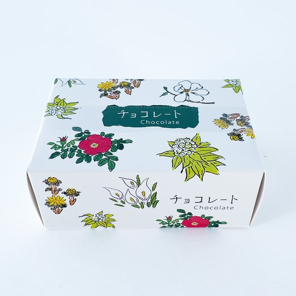 六花亭 チョコレート 5枚入 スイーツ お取り寄せ 北海道 お土産 hokkaido-omiyage 02