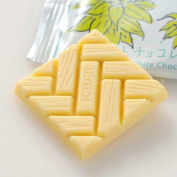 ホワイトデー 六花亭 チョコレート 8枚入 スイーツ お取り寄せ 北海道 お土産|hokkaido-omiyage|03