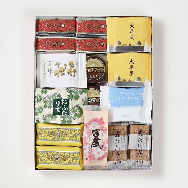母の日プレゼント六花亭六花撰(17個入)スイーツお取り寄せ北海道お土産
