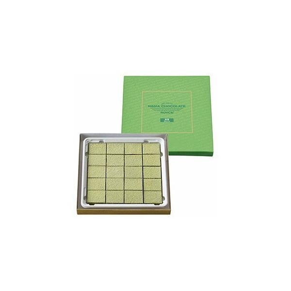 【送料無料】ロイズ 生チョコレート 【抹茶】 ROYCE 15箱セット ロイズの正規取扱店舗