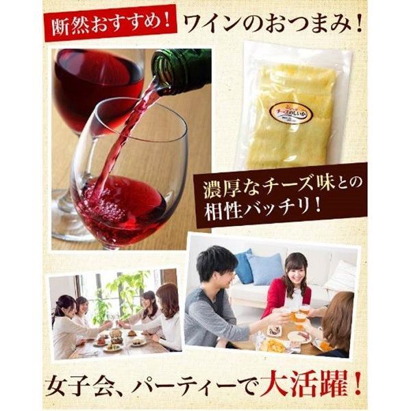 1000円 おつまみ 送料無料 チーズのしいか 160g チーズ いか 珍味 北海道 常温 ワイン|hokkaimaru|04