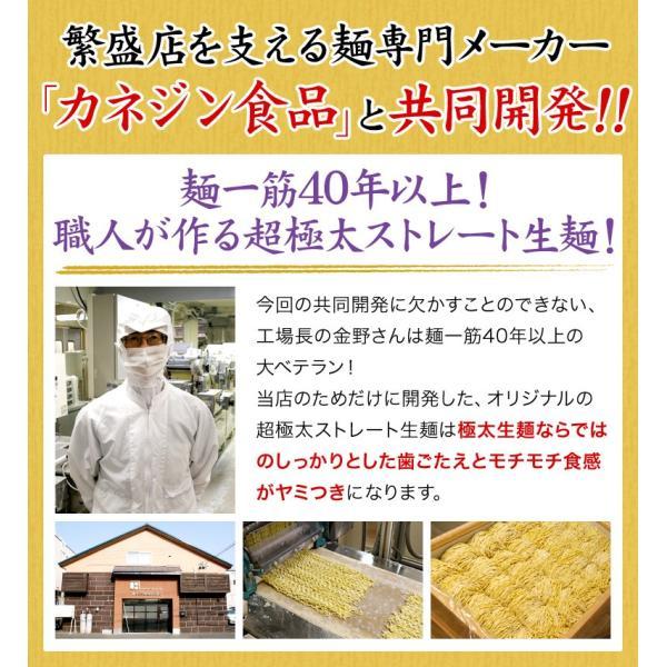 つけ麺 4食 濃厚魚介豚骨 北海道 極太生麺 ラーメン お取り寄せ 送料無料|hokkaimaru|05