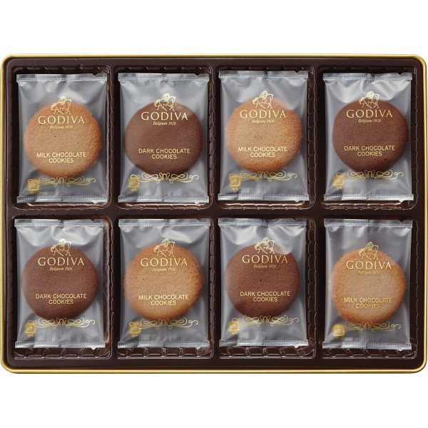 ゴディバクッキーアソートメント(32枚)81269 内祝い出産内祝い新築内祝い快気祝いお菓子