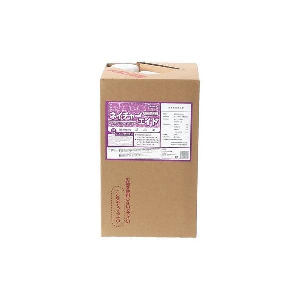 肥料 有機の液肥 ネイチャーエイド 20kg(16.5L) アミノ酸液肥 サカタのタネ