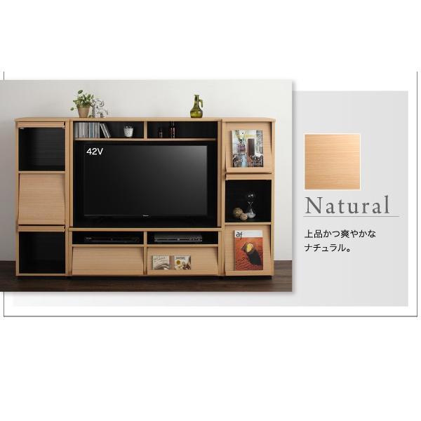 〔単品〕 フラップチェスト 1列3段 〔低めで揃える壁面収納〕 日本製|hokuo-lukit|14