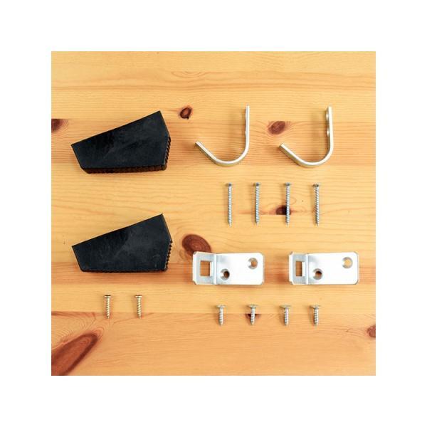 【9段】北欧ラダー 木製ロフトはしご 梯子 ハシゴ 階段 ベッド DOLLE (ドーレ)|hokuo-no-mori|05