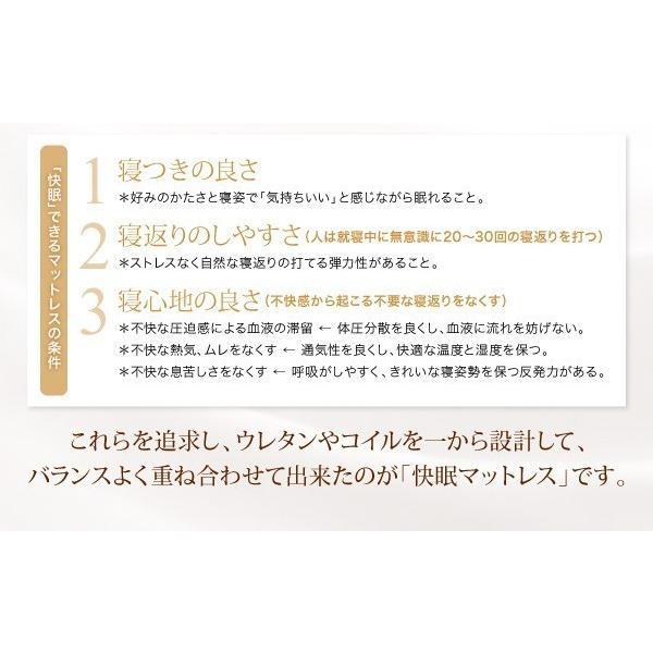 プレミアムマットレス キング ボンネルコイル 硬さ:かため 抗菌防臭防ダニ hokuoliving 06