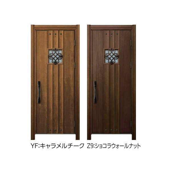YKKAP玄関 リフォーム玄関ドア ドアリモ断熱タイプ[電気錠] D2仕様[ランマ付/Aタイプ] 両袖FIX(中桟付):M09V ykk ドアリモ 取り替え 取替 交換|hokusei|02
