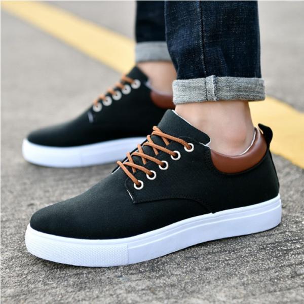 メンズ 靴 歩きやすい スニーカー 24.5cm〜28cm 豊富なサイズ&カラーバリエーション カジュアル hokusetsu-syouten 04