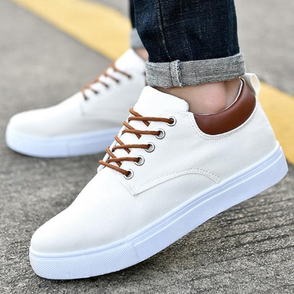 メンズ 靴 歩きやすい スニーカー 24.5cm〜28cm 豊富なサイズ&カラーバリエーション カジュアル hokusetsu-syouten 05