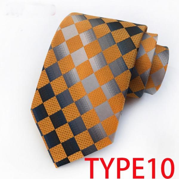 ネクタイ メンズ ストライプ チェック柄 スーツ ビジネス hokusetsu-syouten 11
