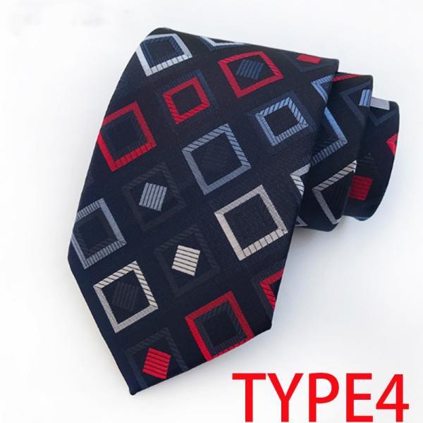 ネクタイ メンズ ストライプ チェック柄 スーツ ビジネス hokusetsu-syouten 05