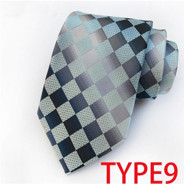 ネクタイ メンズ ストライプ チェック柄 スーツ ビジネス hokusetsu-syouten 10