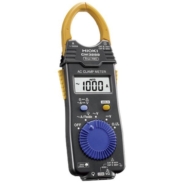 日置電機HIOKIACクランプメータCM3289