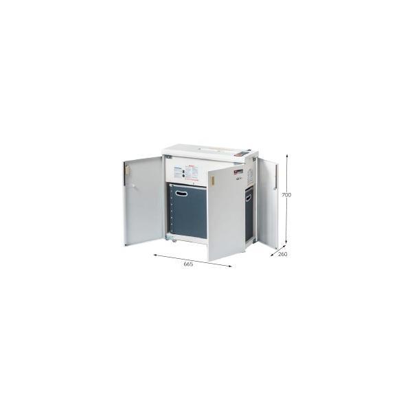 シグマー技研 SGX-C3132S 業務用 シュレッダー 2WAY扉 シュレッター 裁断機 書類 送料無料