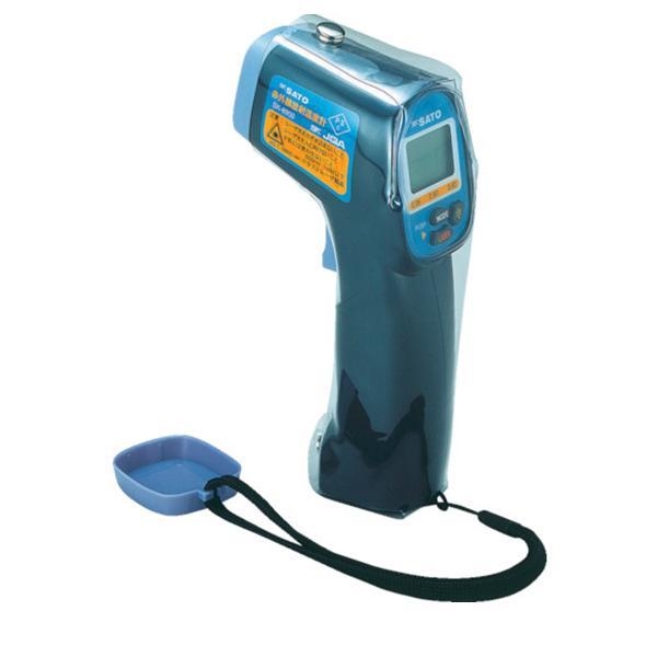 佐藤計量器 赤外線放射温度計 SK-8900 温度レンジ:-40゜C〜450゜C No.8263-00