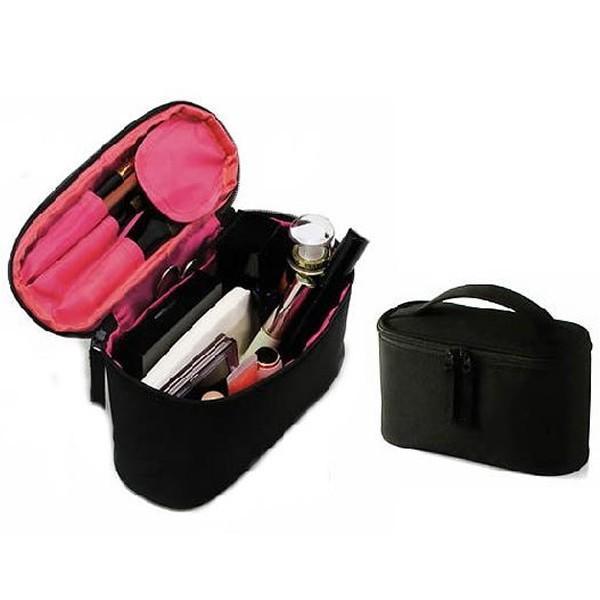 熊野化粧筆(メイクブラシ)の収納にピッタリ♪使いやすさ満点の化粧ポーチはこれ!