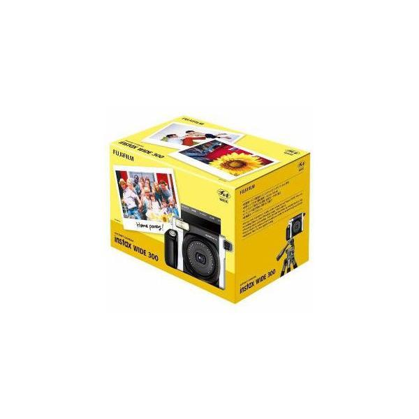 富士フイルム INSTAXWIDE300 インスタントカメラ instax WIDE 300 「チェキWIDE」