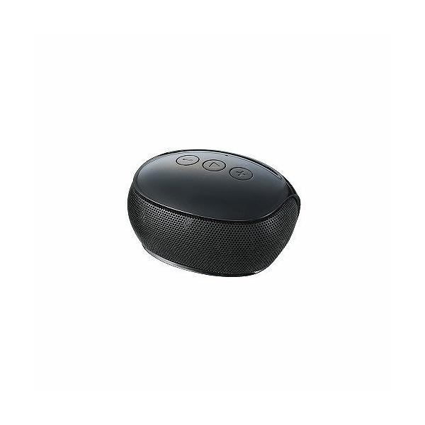 エレコム Bluetoothモノラルスピーカー LBT-SPP20BK