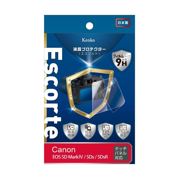 ケンコー・トキナー エキプロ Escorte キヤノン EOS 5Dマ-ク4/5Ds/5DsR用 KEN17424