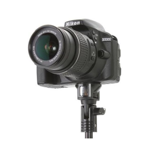 エツミ ハイアングルスティックS ブラック E-6680