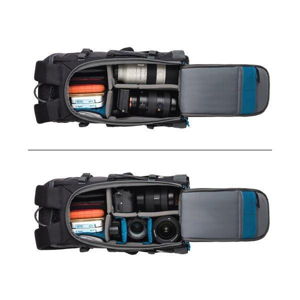 TENBA SOLSTICE BACKPACK 12L ブラック V636-411