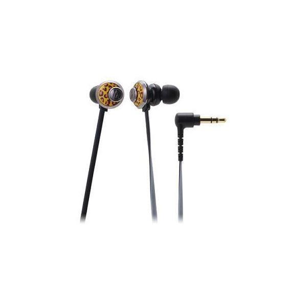 (まとめ) Audio-Technica オーディオテクニカ インナーイヤーヘッドホン ATH-CKF77 LP 〔×2セット〕