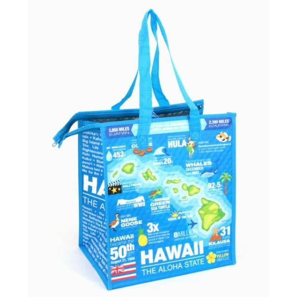 保冷バッグ ハワイ直輸入 エコバッグ トートバッグ ランチ バッグ(インフォメーション) ハワイアン雑貨 アメリカン雑貨 ハワイ お土産 ハワイアン 雑貨