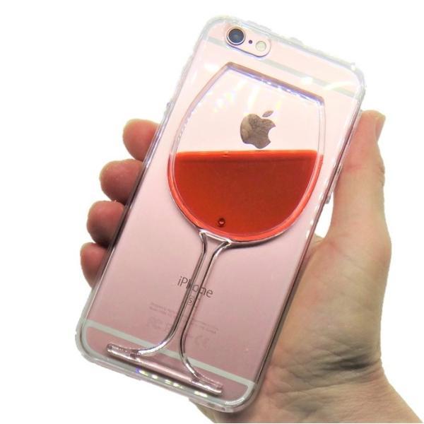 iPhone ケース 7Plus iPhone ケース 8Plus iPhone ケース X iphone カバー 赤ワイン 薄型軽量 透明 クリア ジャケット|homekitchenonline|03