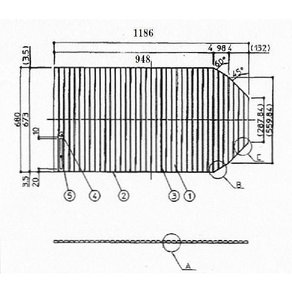 お風呂のふた TOTO 風呂ふた シャッター式 巻きふた EKK81006W2 (W3)外寸:1186×680 1200用 トト