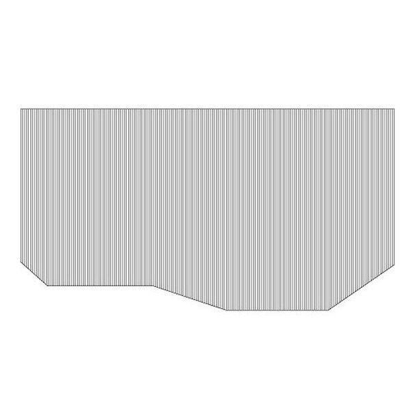 NORITZ ノーリツ 風呂ふた 巻ふた FB-SRA1685L-WH/SB KGW 商品番号 KGWSH05 外寸:長さ1458mm×幅808mm×厚み12mm ふろふた