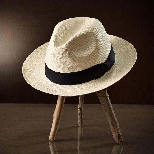 帽子 パナマハット メンズ レディース HomeroOrtega オメロオルテガ PARTIR パルティール パナマ帽 春夏|homeroortega|02