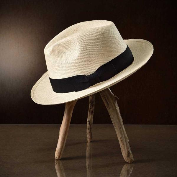 帽子 パナマハット メンズ レディース HomeroOrtega オメロオルテガ PARTIR パルティール パナマ帽 春夏|homeroortega|04
