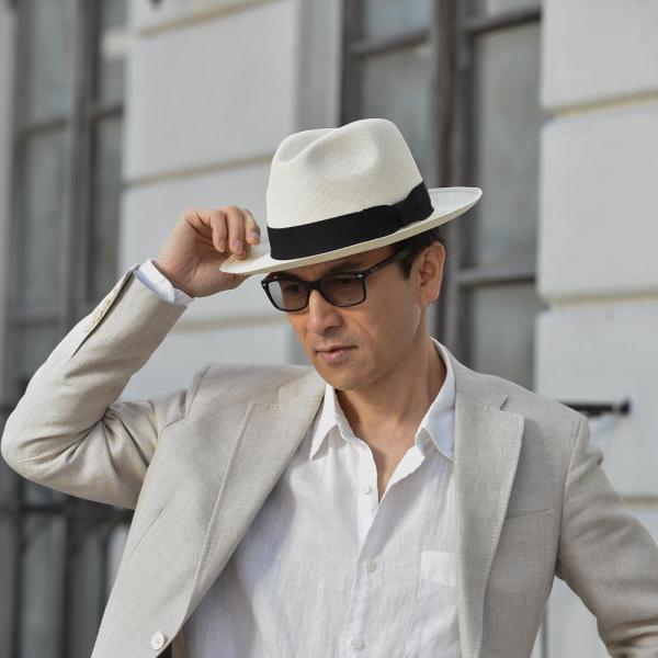 帽子 パナマハット メンズ レディース HomeroOrtega オメロオルテガ PARTIR パルティール パナマ帽 春夏|homeroortega|07