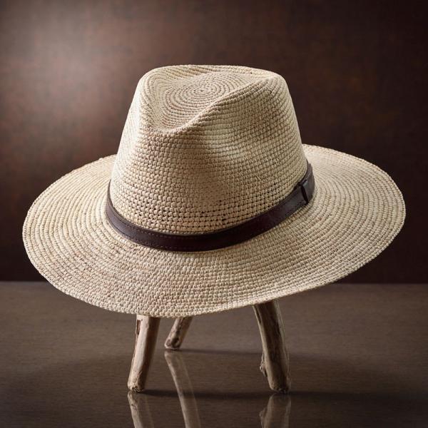 帽子 パナマハット メンズ レディース HomeroOrtega オメロオルテガ JUNGLA MP ジャングル MP パナマ帽 春夏|homeroortega|02