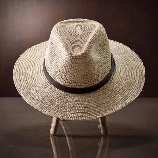 帽子 パナマハット メンズ レディース HomeroOrtega オメロオルテガ JUNGLA MP ジャングル MP パナマ帽 春夏|homeroortega|03