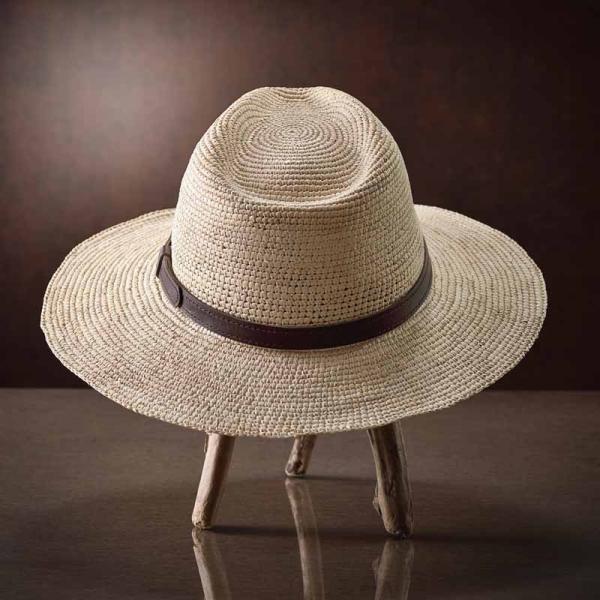 帽子 パナマハット メンズ レディース HomeroOrtega オメロオルテガ JUNGLA MP ジャングル MP パナマ帽 春夏|homeroortega|04