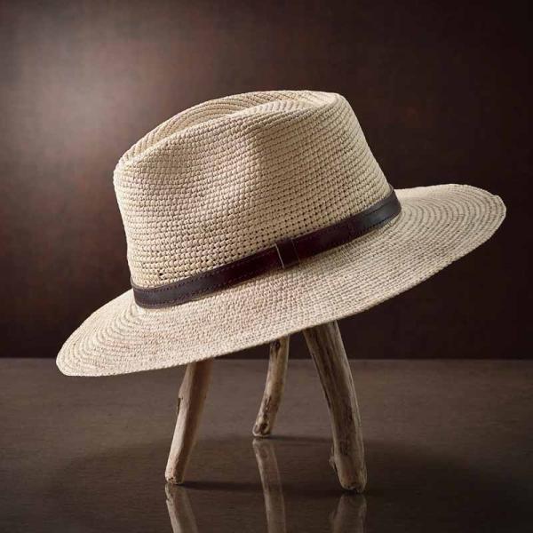 帽子 パナマハット メンズ レディース HomeroOrtega オメロオルテガ JUNGLA MP ジャングル MP パナマ帽 春夏|homeroortega|05