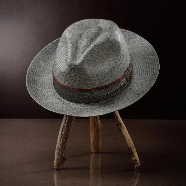帽子 パナマハット メンズ レディース HomeroOrtega オメロオルテガ FADI ファディ パナマ帽 春夏|homeroortega|02