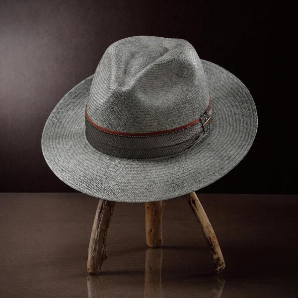 帽子 パナマハット メンズ レディース HomeroOrtega オメロオルテガ FADI ファディ パナマ帽 春夏|homeroortega|03