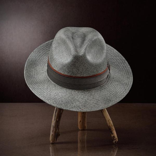 帽子 パナマハット メンズ レディース HomeroOrtega オメロオルテガ FADI ファディ パナマ帽 春夏|homeroortega|04