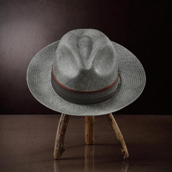 帽子 パナマハット メンズ レディース HomeroOrtega オメロオルテガ FADI ファディ パナマ帽 春夏|homeroortega|05