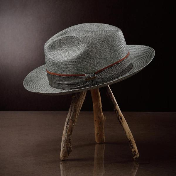 帽子 パナマハット メンズ レディース HomeroOrtega オメロオルテガ FADI ファディ パナマ帽 春夏|homeroortega|06